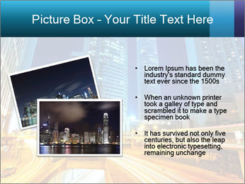 Traffic through downtown PowerPoint Templates - Slide 20