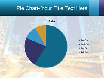Traffic through downtown PowerPoint Templates - Slide 36