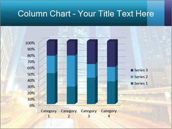 Traffic through downtown PowerPoint Templates - Slide 50
