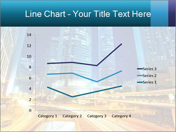 Traffic through downtown PowerPoint Templates - Slide 54
