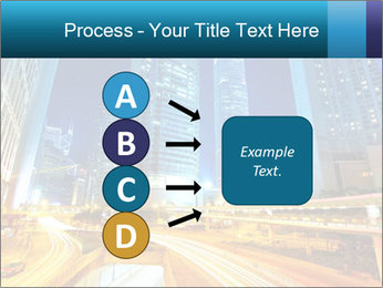 Traffic through downtown PowerPoint Templates - Slide 94