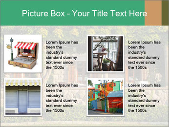 Beautiful view with outdoor restaurant PowerPoint Template - Slide 14