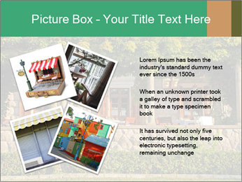 Beautiful view with outdoor restaurant PowerPoint Template - Slide 23