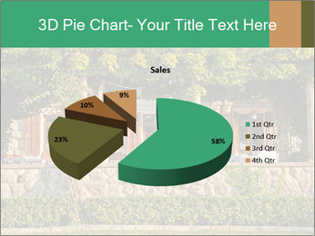 Beautiful view with outdoor restaurant PowerPoint Template - Slide 35