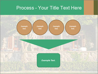 Beautiful view with outdoor restaurant PowerPoint Templates - Slide 93