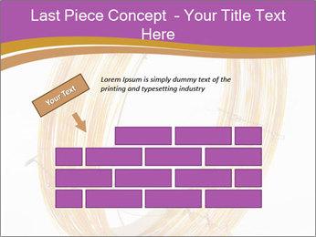 Capillary column equipment PowerPoint Template - Slide 46