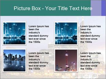 Skyline of Nashville PowerPoint Templates - Slide 14