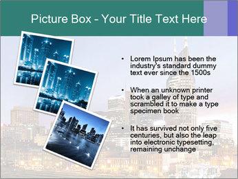 Skyline of Nashville PowerPoint Templates - Slide 17