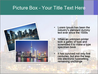 Skyline of Nashville PowerPoint Templates - Slide 20
