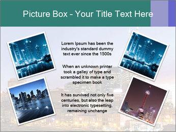 Skyline of Nashville PowerPoint Templates - Slide 24