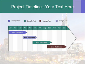 Skyline of Nashville PowerPoint Templates - Slide 25