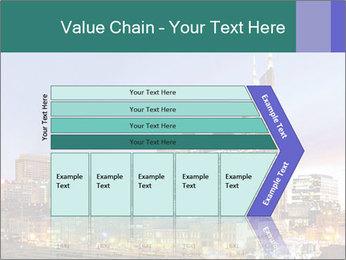 Skyline of Nashville PowerPoint Templates - Slide 27