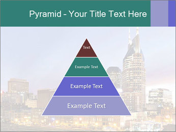 Skyline of Nashville PowerPoint Templates - Slide 30