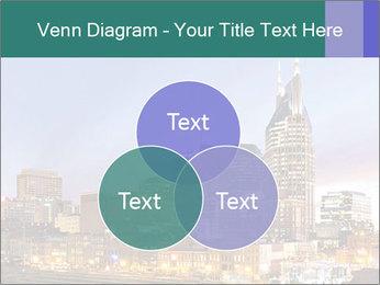 Skyline of Nashville PowerPoint Templates - Slide 33