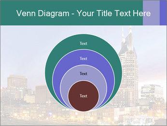Skyline of Nashville PowerPoint Templates - Slide 34
