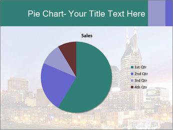 Skyline of Nashville PowerPoint Templates - Slide 36