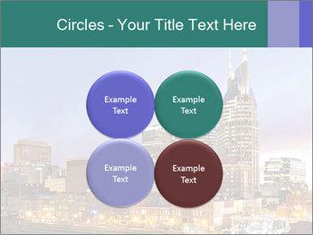 Skyline of Nashville PowerPoint Templates - Slide 38