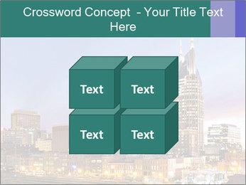 Skyline of Nashville PowerPoint Templates - Slide 39