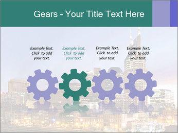 Skyline of Nashville PowerPoint Templates - Slide 48