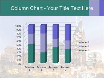 Skyline of Nashville PowerPoint Templates - Slide 50