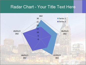 Skyline of Nashville PowerPoint Templates - Slide 51