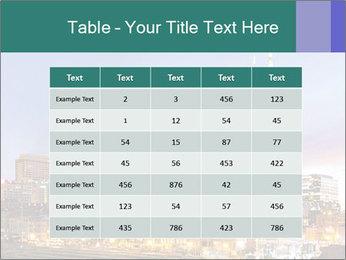 Skyline of Nashville PowerPoint Templates - Slide 55