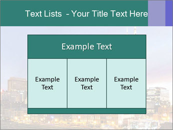 Skyline of Nashville PowerPoint Templates - Slide 59