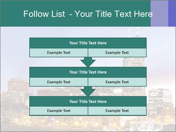 Skyline of Nashville PowerPoint Templates - Slide 60