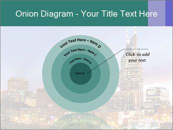 Skyline of Nashville PowerPoint Templates - Slide 61