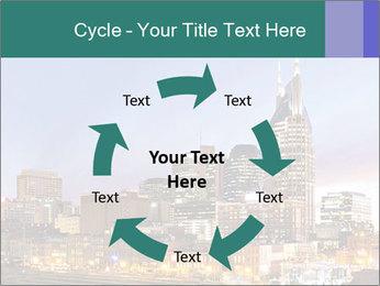 Skyline of Nashville PowerPoint Templates - Slide 62