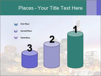Skyline of Nashville PowerPoint Templates - Slide 65