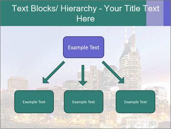 Skyline of Nashville PowerPoint Templates - Slide 69