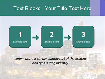 Skyline of Nashville PowerPoint Templates - Slide 71