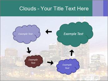 Skyline of Nashville PowerPoint Templates - Slide 72
