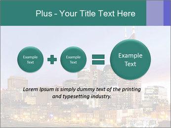 Skyline of Nashville PowerPoint Templates - Slide 75