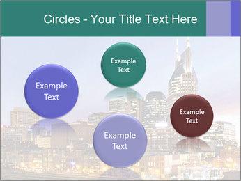 Skyline of Nashville PowerPoint Templates - Slide 77