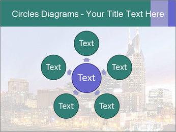 Skyline of Nashville PowerPoint Templates - Slide 78