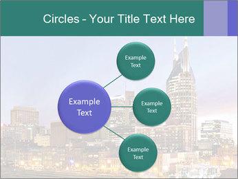Skyline of Nashville PowerPoint Templates - Slide 79