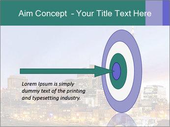 Skyline of Nashville PowerPoint Templates - Slide 83