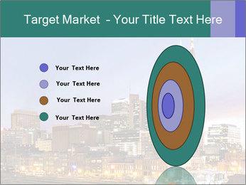Skyline of Nashville PowerPoint Templates - Slide 84