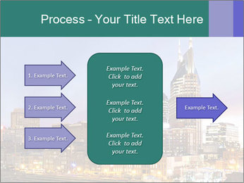Skyline of Nashville PowerPoint Templates - Slide 85