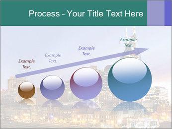 Skyline of Nashville PowerPoint Templates - Slide 87
