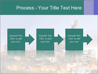 Skyline of Nashville PowerPoint Templates - Slide 88