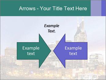 Skyline of Nashville PowerPoint Templates - Slide 90