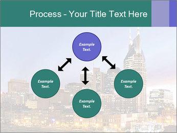 Skyline of Nashville PowerPoint Templates - Slide 91