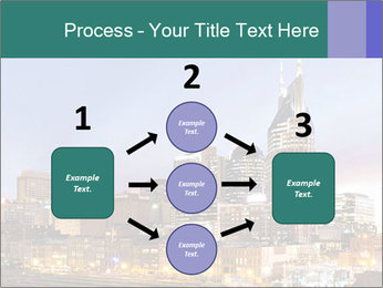 Skyline of Nashville PowerPoint Templates - Slide 92