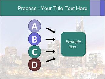 Skyline of Nashville PowerPoint Templates - Slide 94