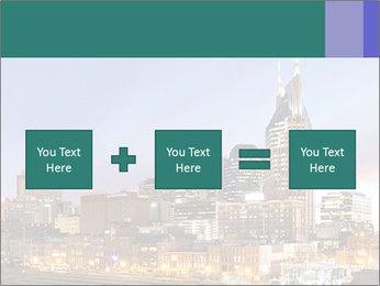 Skyline of Nashville PowerPoint Templates - Slide 95