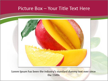 Passion fruit PowerPoint Template - Slide 15