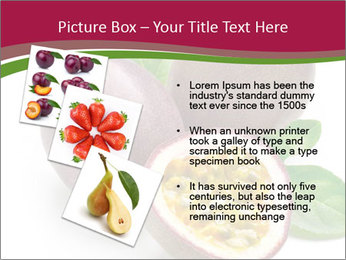 Passion fruit PowerPoint Template - Slide 17